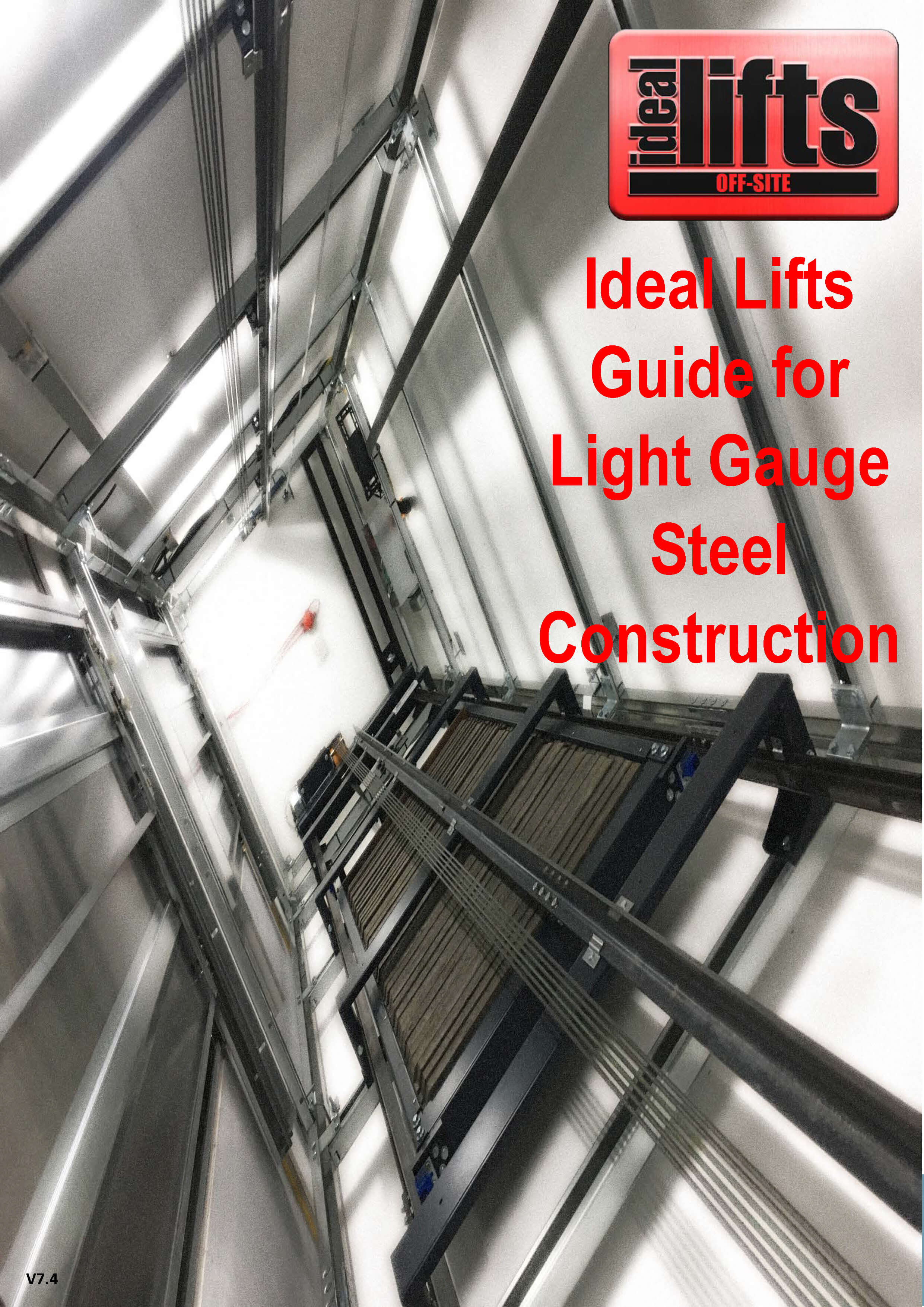 Light Gauge Steel Passenger Lift Installations