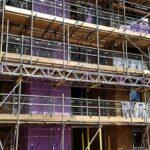 Northampton II - Light Gauge Steel (LGS) Residential, rooftop extension, Overbuild, airspace development, vertical extension,