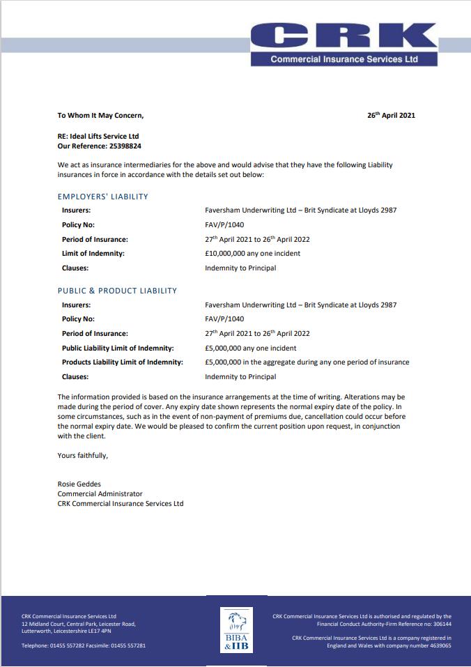 TWIMC Letter